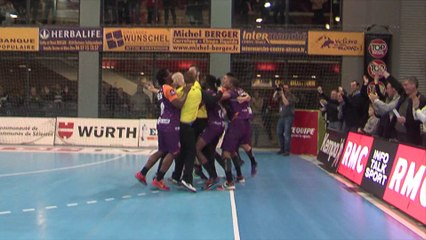 LNH Ep 15 : Selestat Alsace HandBall - Paris Saint Germain HandBall