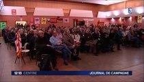 Meeting du Front de Gauche Liste Orléans, Combatif et Solidaire du 13 février 2014