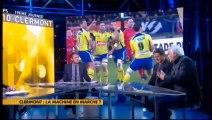Le carton jaune de Fritz Lee contre Grenoble + Bonus JPE