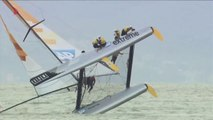 A20h Le Journal de la Voile - Extreme Sailing Series 2014 Francais