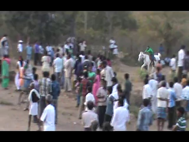 Horse racing game in vizayanagaram district 1