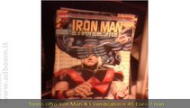 TORINO, PINEROLO   IRON MAN & I VENDICATORI N. 45 EURO 7