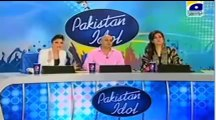 Pakistan Idol Funny Auditions 08 Dec 2013 _ Pakistann Idol Most Funny Auditions