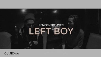 Interview du rappeur Autrichien Left Boy