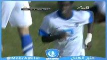 هدف الهلال الاول على الفيصلي في كأس فيص - عبدالله حمدان