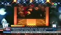 Ganan China, México y EE.UU. Oso de Oro en Berlinale 2014