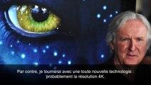 """Suites d'""""Avatar"""" : """"Je crois que ça va être spectaculaire"""", révèle James Cameron"""