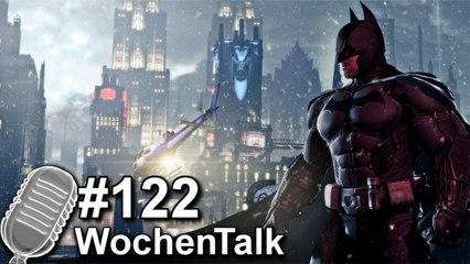 Batman: Arkham Origins, Nintendo WiiU - WochenTalk#122 HD