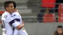 Lorient/TFC - L'égalisation de Wissam Ben Yedder