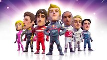 F1 Race Stars - Gameplay Trailer