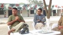 With Pakistan Ranger at near Pakistan-India Border Head Sulemanki Border Check Post Major Shabir Sharif Shaheed Check Post
