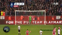 FC Arsenal  2 1 Liverpool HOOFOOT.COM Highlights & Goals FULL HD FACUP