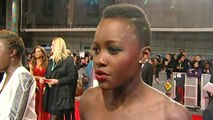 Baftas 2014: Stars of 12 Years A Slave hit the red carpet
