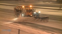 Hard Winter Has Shippers Spinning Their Wheels