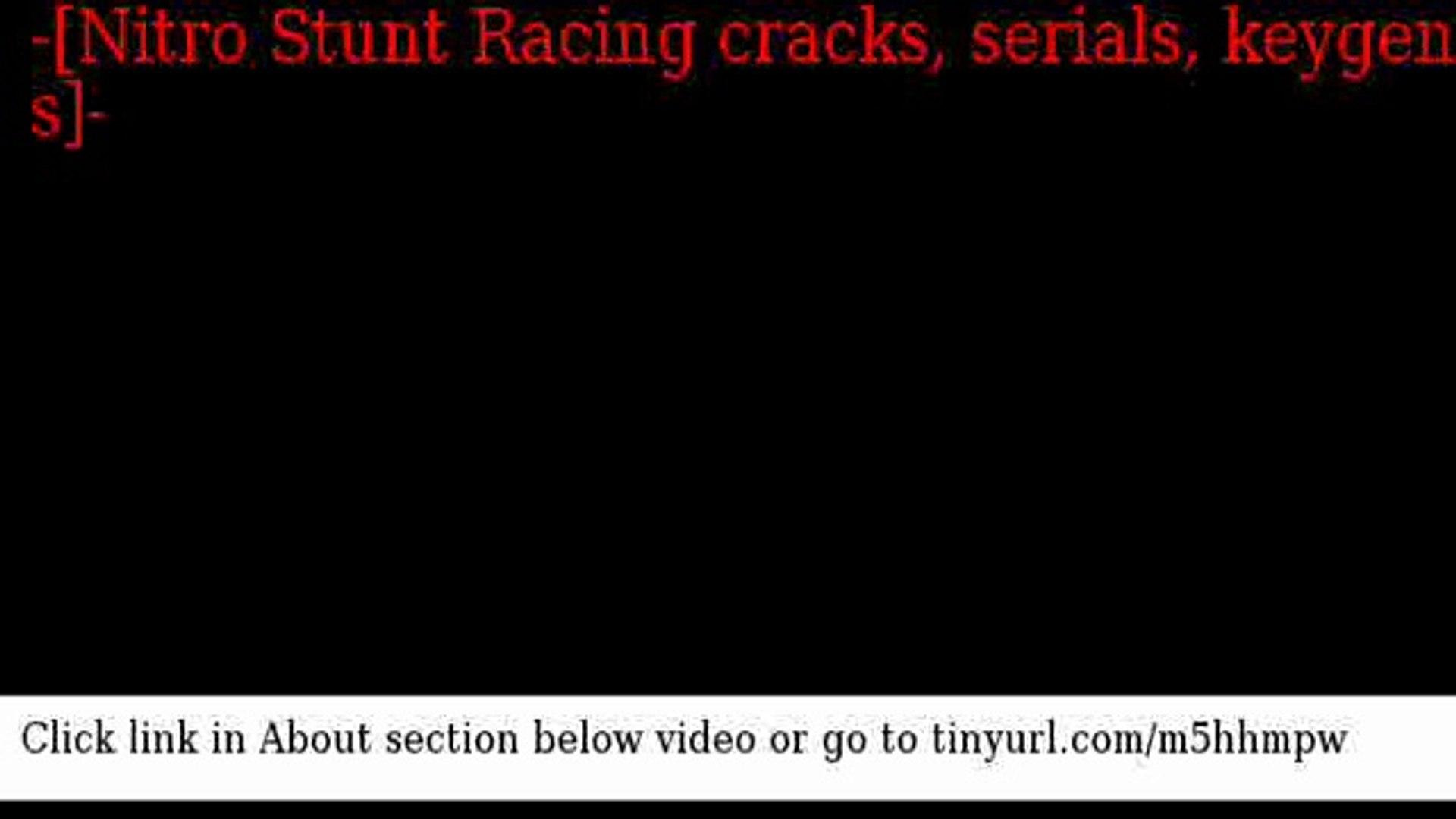 Nitro Stunt Racing cracks serials keygens