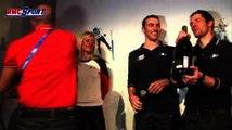JO / Sotchi : Le Club France fête ses médaillés de bronze - 16/02