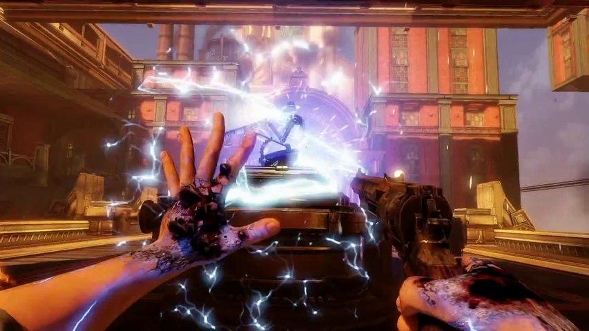 Beast of America trailer / BioShock Infinite: Industrial Revolution IT