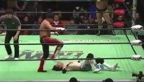 Cho Kibou-Gun (Hajime Ohara & Kenou) vs. Mitsuhiro Kitamiya & Yoshinari Ogawa (NOAH)