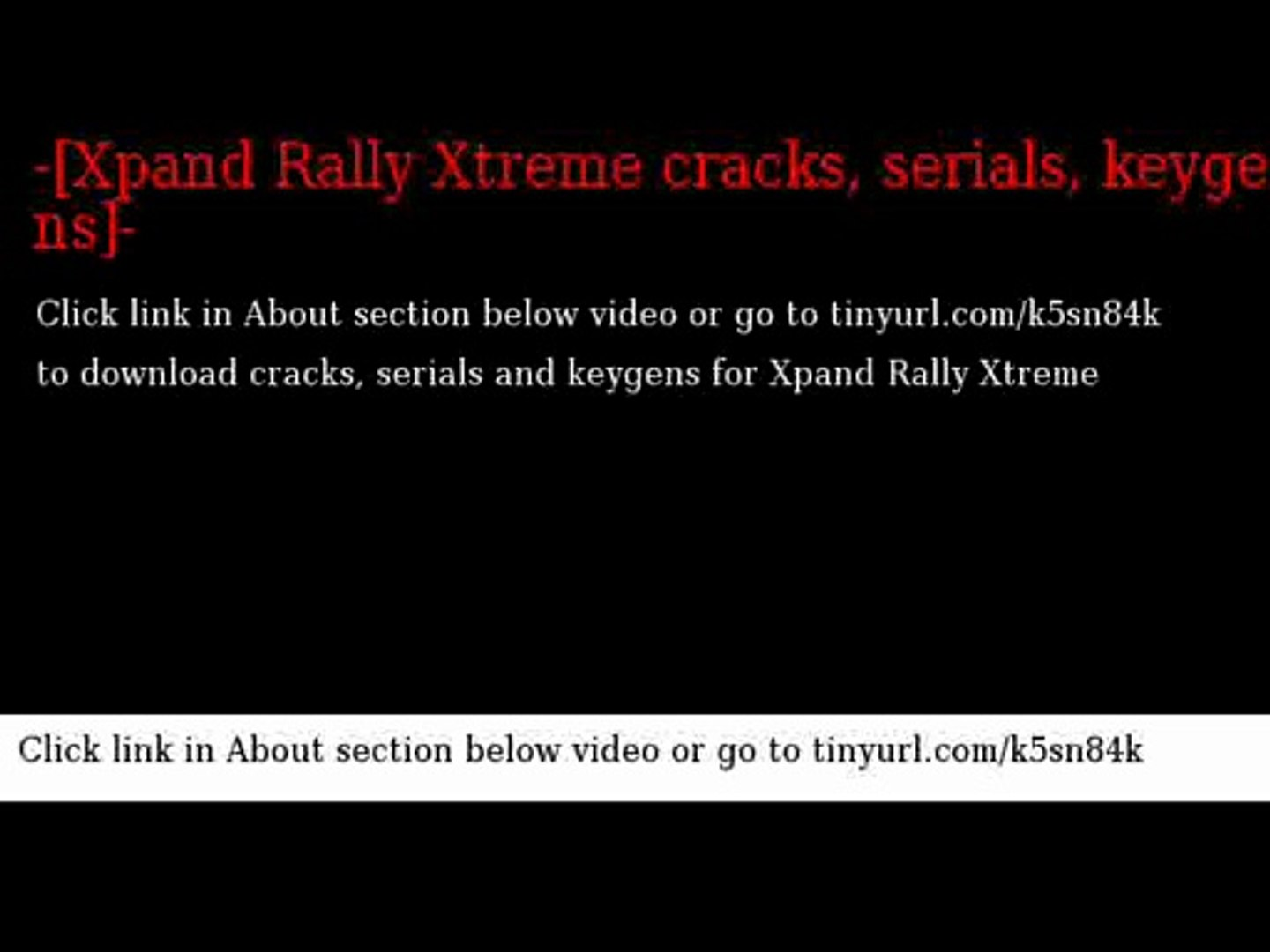 BAIXAR XPAND XTREME DO CRACK RALLY