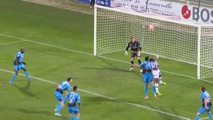Istres-Tours 1-0