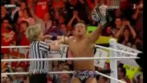 Fatal-4-Way - John Morrison VS R-truth VS Zack Ryder VS The Miz