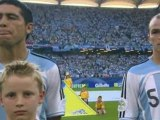 Argentine-Cote d'Ivoire 2-1