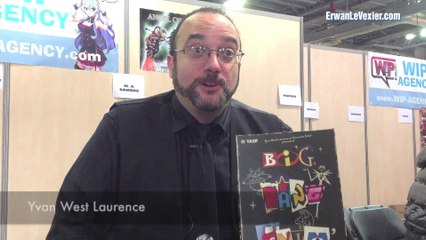 Interview Yvan West Laurence