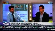 Crowdfunding: Quel est l'intéret pour les particuliers?: Charles Egly, dans Intégrale Placements - 17/02
