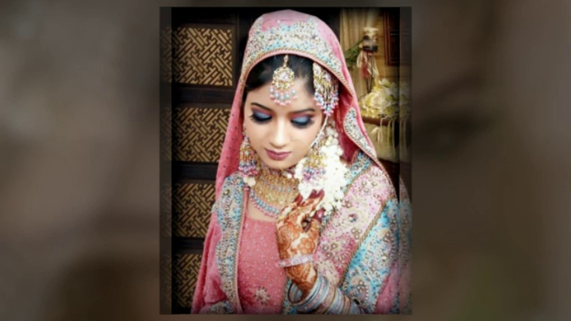 bridal makeup 2014