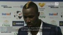 Everton : Lacina Traoré juge ses débuts de rêve