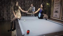 Venom Trickshots II - Sexy Pool Trick Shots in China