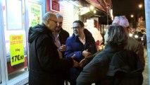 Harlem Désir à Montreuil pour soutenir Razzy Hammadi