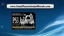 Playstation3 Jailbreak 4 53 - PS3 Update Firmware - video