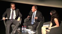 Conférence Michel Rocard - L'Agora
