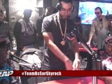 La team Bs en live dans Planète Rap