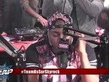 """Team Bs """" Case départ"""" en live dans Planète Rap."""