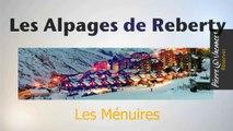 Location de vacances - Résidence Les Alpages de Reberty, Les Ménuires