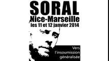 Alain Soral - Contre le petit Klugman du CRIF