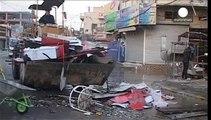 Iraq: Two dozen killed in several Baghdad bomb blasts