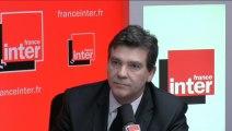 L'invité de 8h20 : Arnaud Montebourg