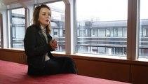 Les jeunes et l'engagement politique. Interview de Cecile Van de Velde
