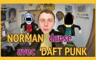 """NORMAN danse avec DAFT PUNK sur """"Get Lucky"""""""
