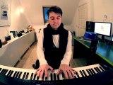 Daft Punk - Get Lucky [Piano cover - Domenico Curcio ]
