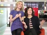 Tweetomaton - Valérie Lemercier et Pascale Arbillot - C à vous - 14/02/2014