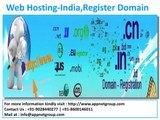 Web Hosting-India,Domain Name Registration,Register Domain