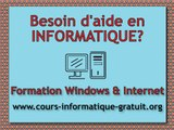 Explications sur les noms de domaines Web - Formation Windows XP Français - 6.7 Internet