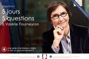 Où en est la mise en œuvre des 47 mesures jeunesse du Gouvernement? 5J5Q avec Valérie Fourneyron, ep3
