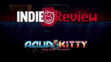 Indie Review - Aqua Kitty