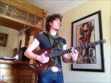 Karl Clews on bass - Happy by Pharrell Williams (Galway bassists are happy too!)