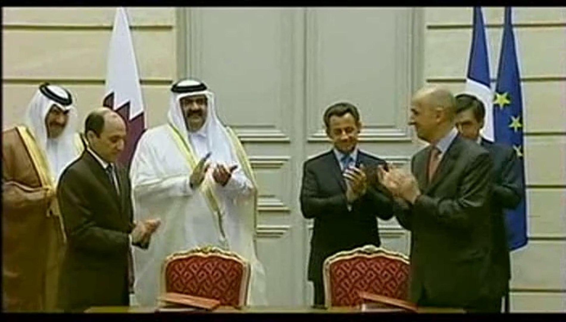 Qatar la puissance et la gloire 1995 2008
